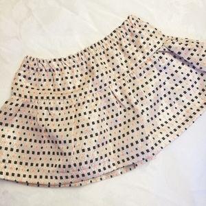 NWT Kardashian Kids polka dot skirt (D20)